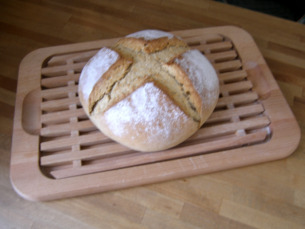 Irish soda bread, le compagnon idéal de l'irish fry, le full irish breakfast !