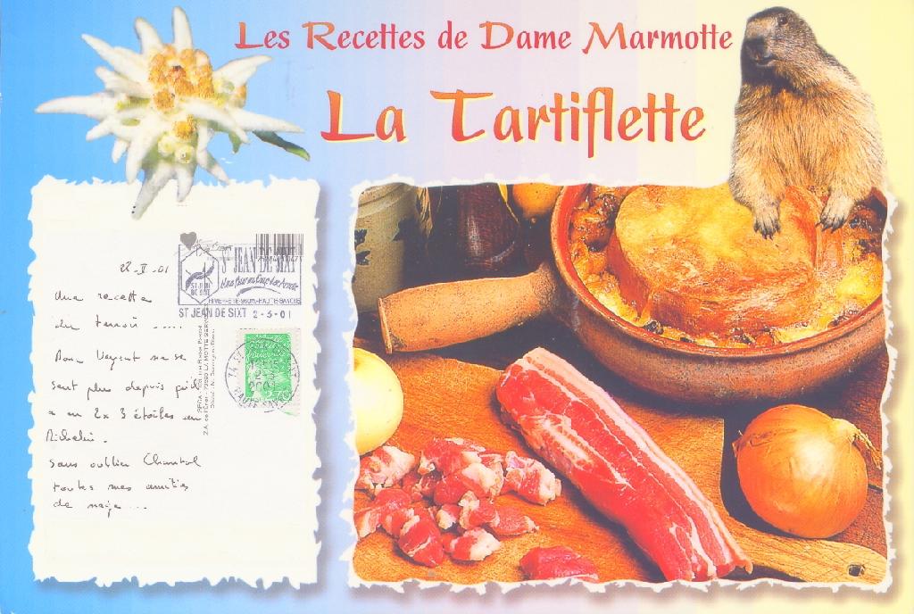 Tartiflette de la Dame de Haute-Savoie