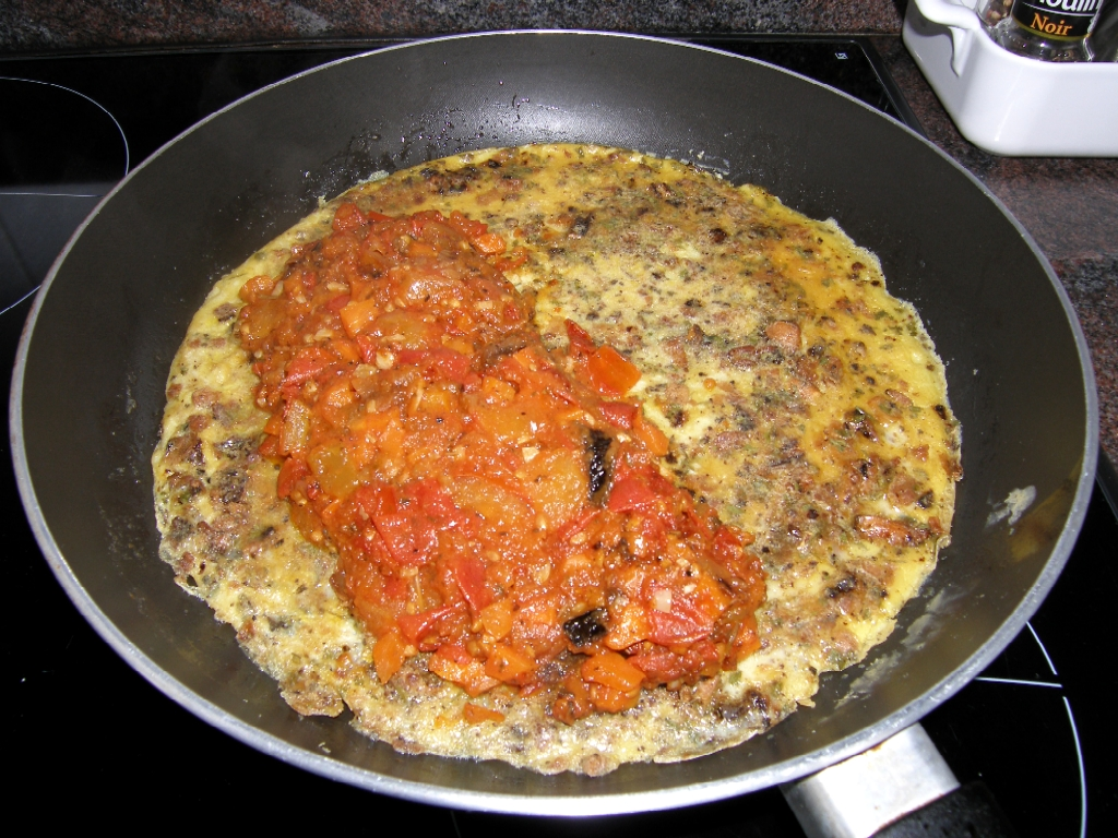 Cuisine Provencale Of Omelette Provencale Group Picture Image By Tag