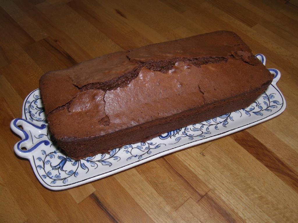 pin moelleux au chocolat chocolate lava cake o volc n de. Black Bedroom Furniture Sets. Home Design Ideas