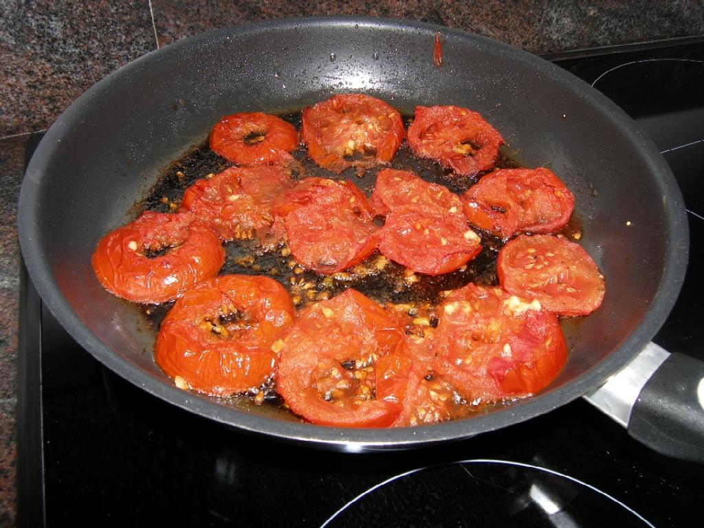 Tomates provençales.