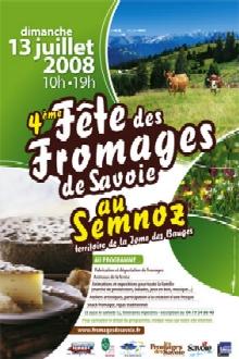 Fête des fromages de Savoie 2008