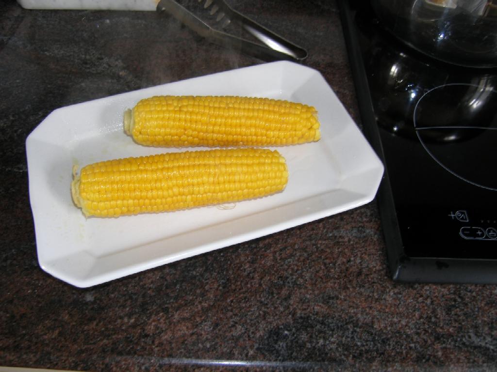 maïs doux barbecue | la recette du dredi !