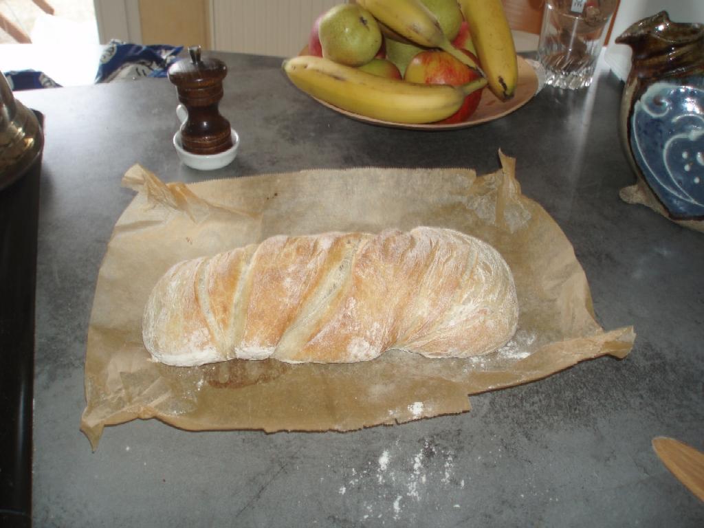 Un pain de Marion… Crédits photographiques - Marion, Zoé, Malo et Yéti Corporate c/o blog.deluxe.fr