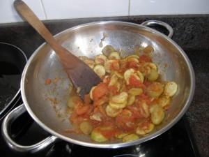 Et c'est parti pour 2 à 3 heures de cuisson !