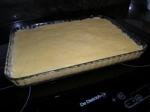La galette de polenta...