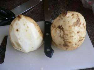 Ceviche mixto peruano la recette du dredi - Recette patate douce blanche ...