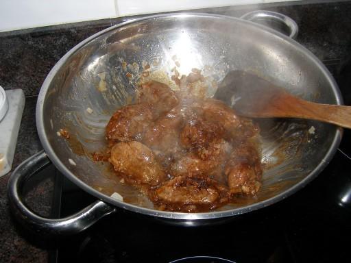 Joues de porc au quatre pices la recette du dredi - Joue de porc cocotte minute ...
