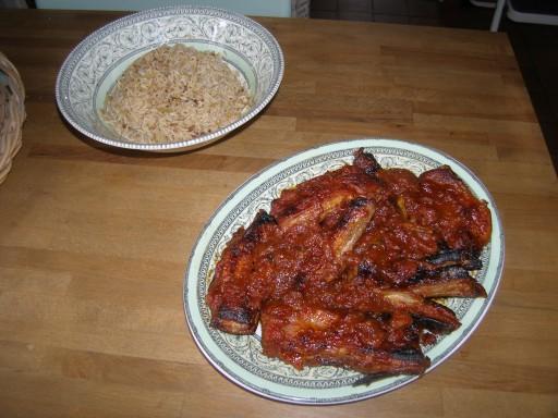 Poitrine d agneau mexicaine la recette du dredi - Cuisiner poitrine d agneau ...
