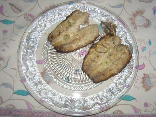 Triplette de filets de sardines fra ches la recette du - Cuisiner des filets de sardines fraiches ...
