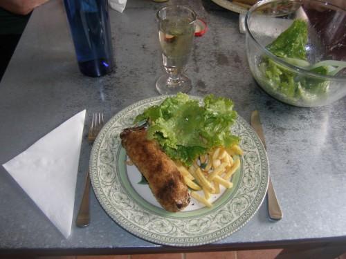 Andouillettes de jargeau grill es la recette du dredi - Accompagnement andouillette grillee ...