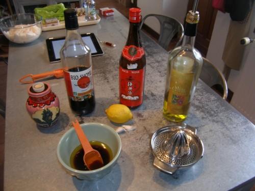Fricass e de blanc de seiche la recette du dredi - Accompagnement andouillette grillee ...